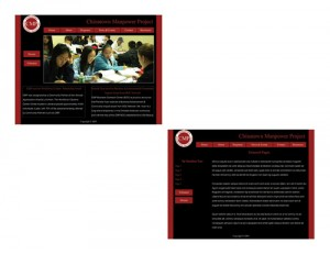 CMPNY Case Study Website Design Draft 2