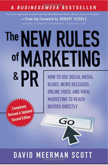 The New Tools of Marketing & PR Cover