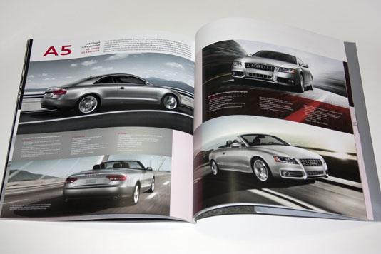 Audi Brochure A5