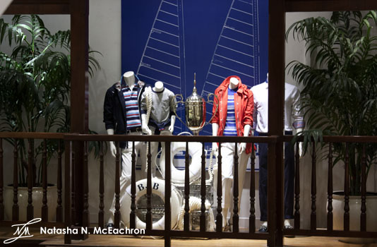 Brooks Brothers Display 1