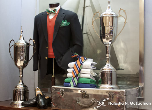 Brooks Brothers Display 4