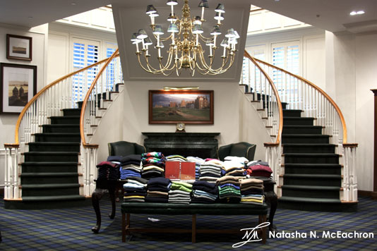 Brooks Brothers Shirts & Home Display