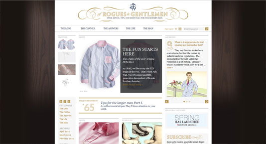 Brooks Brothers Blog