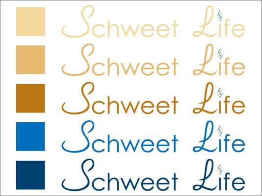 Schweet Life Logo Color