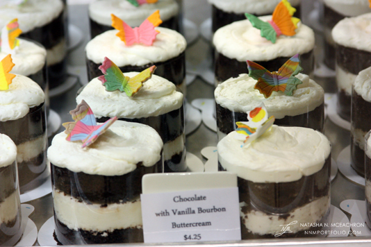 Limelight Marketplace: Chocolate with Vanilla Bourbon Buttercream at Butterfly Bakeshop