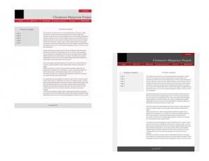CMPNY Case Study Website Design Draft 3
