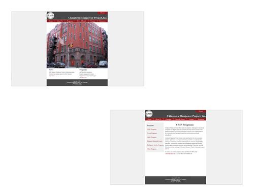 CMPNY Case Study Completed Website Design