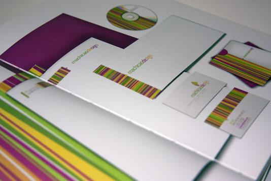 Stationery Design Now! Machicao Design