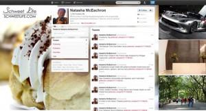 Schweet Life Twitter Profile